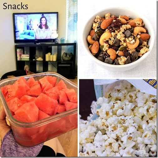 what I ate today Snacks WIAW
