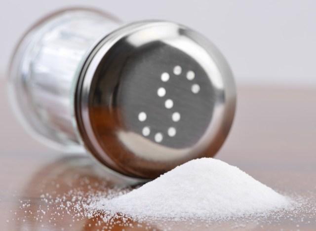 eat less salt over 40 tip