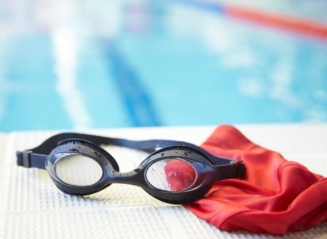 go swimming over 40 tip