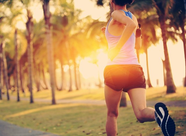 easy cheap ways to lose pounds running