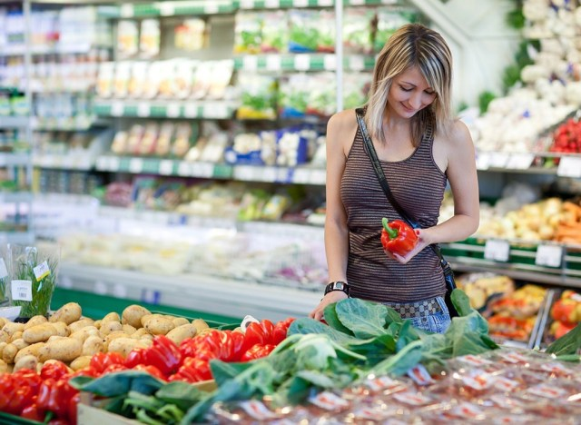 easy cheap ways to lose pounds produce