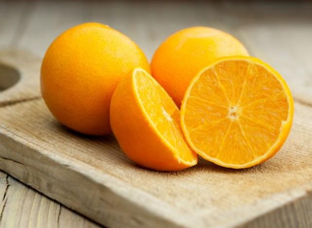 easy cheap ways to lose pounds orange