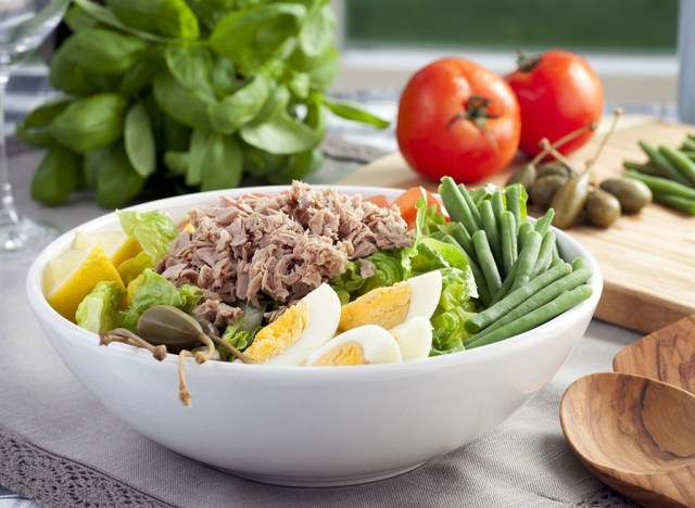 easy cheap ways to lose pounds canned fish salad