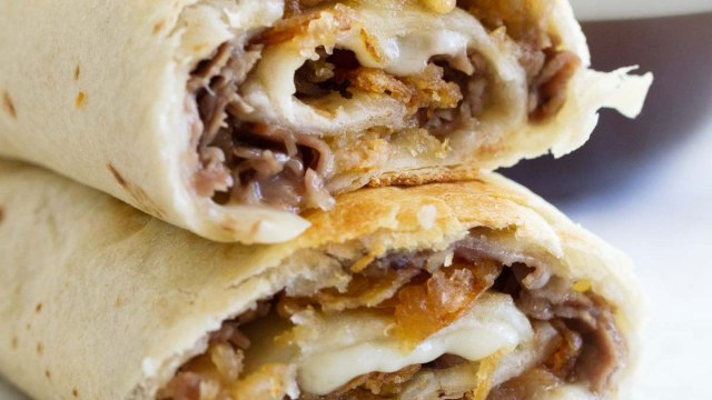 campbell's soup recipes french dip tortilla rolls