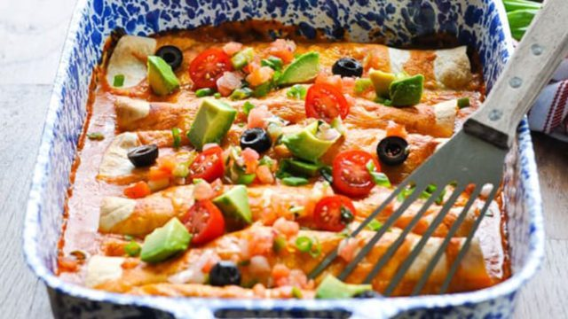 campbell's soup recipes beef enchilada