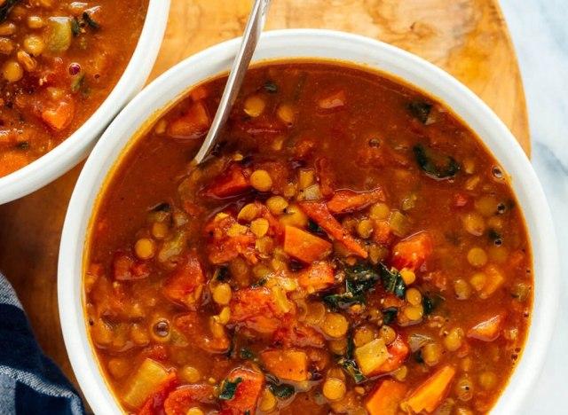 best lentil soup recipe