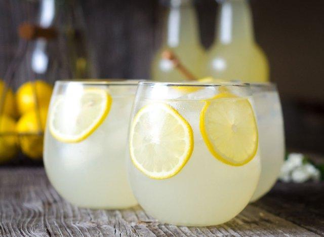 honey lemonade soda