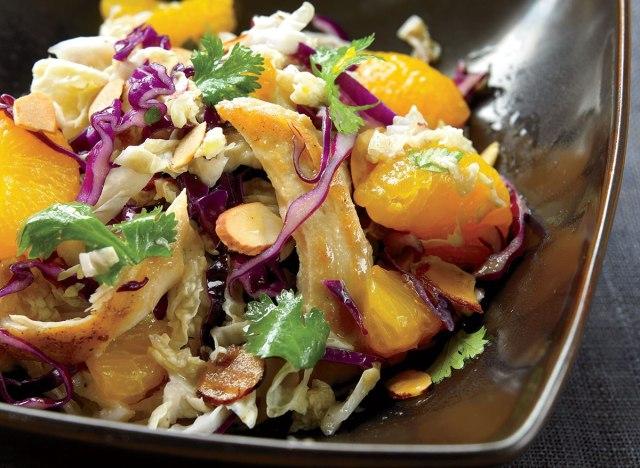 Healthy chinese chicken salad
