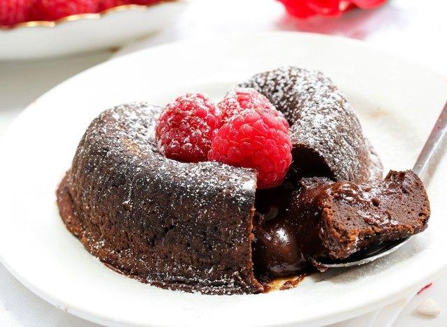 molten lava cake