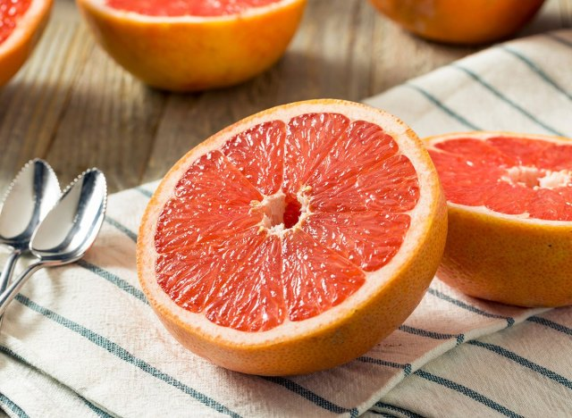 red ruby grapefruit
