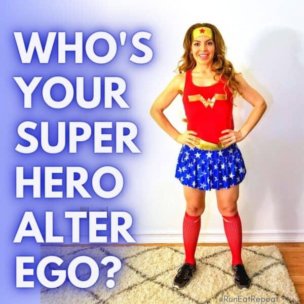Running Alter Ego