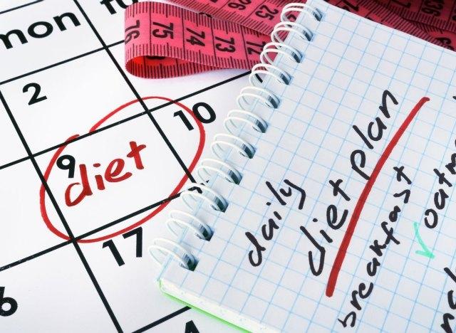 Plan life around restrictive diet