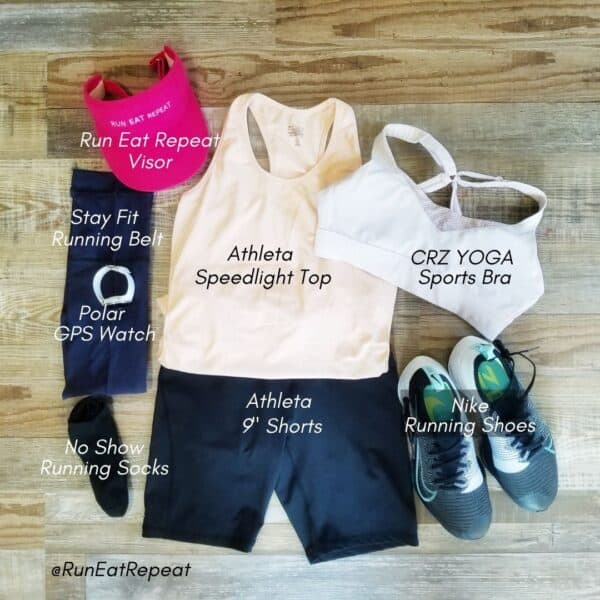 what to wear running Fall