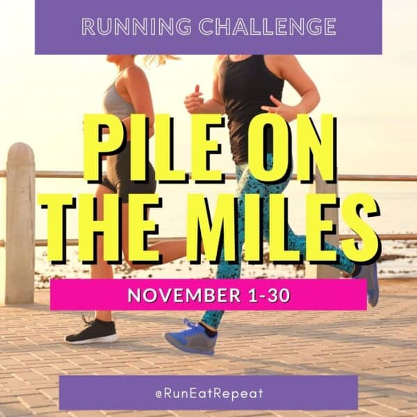 PIle on the Miles Challenge