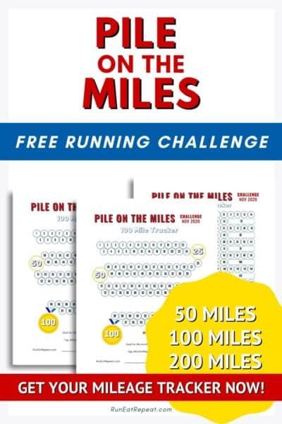 running challenge free tracker
