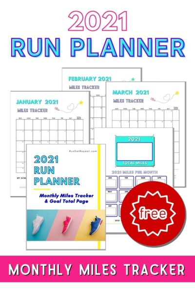 Free Miles Tracker for Runners