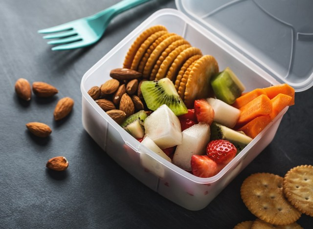 healthy snacks for meal prep