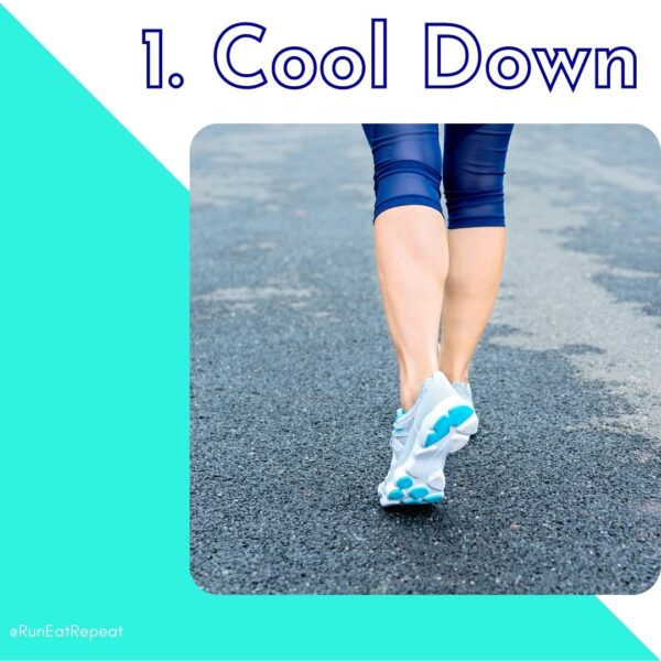 What to do after I Run 5 Tips to Recover Faster