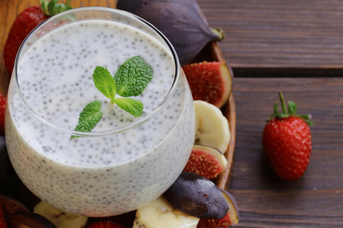 chia seeds pudding for weight loss