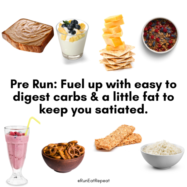 what to eat before you run 15 foods