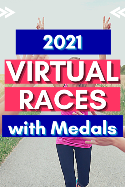 List of Virtual Races for 2021