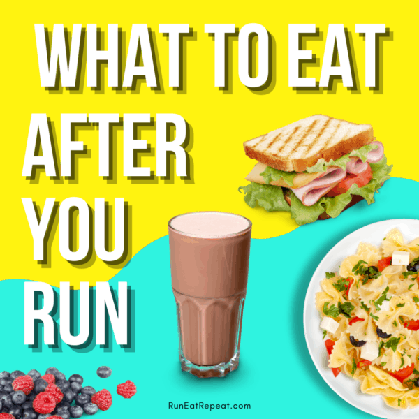what to eat after you run