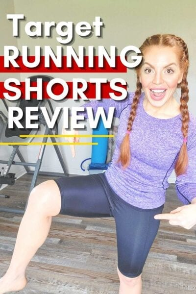 Target Running Shorts Review