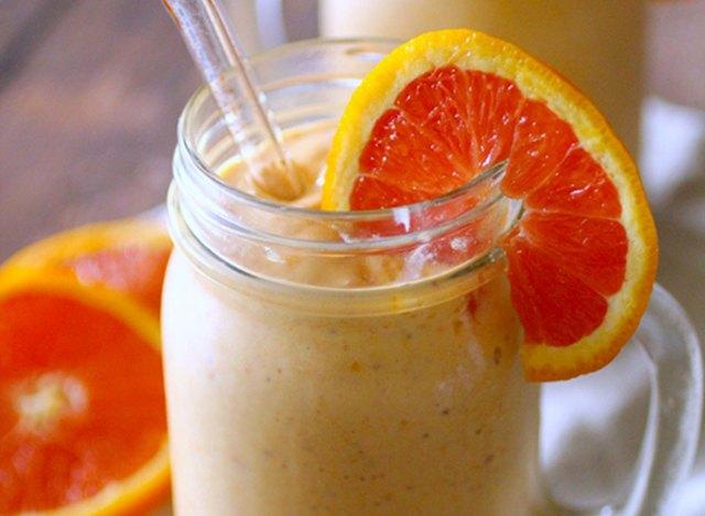 orange julius protein smoothie