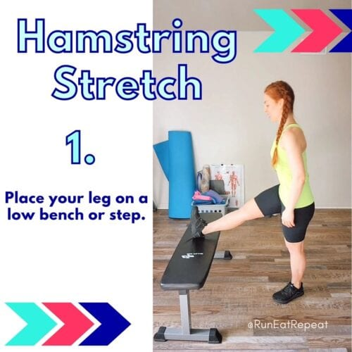 Secret Hamstring Stretch for Runners