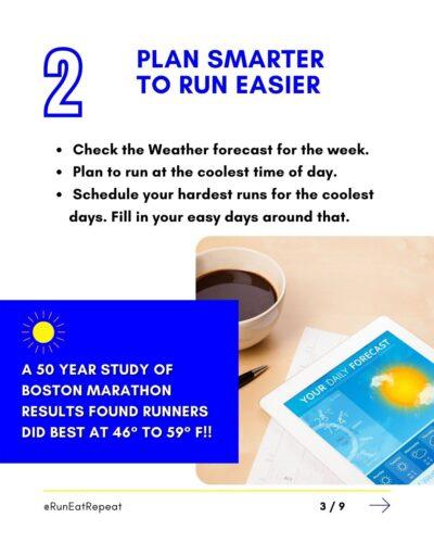 7 Summer Running Hacks